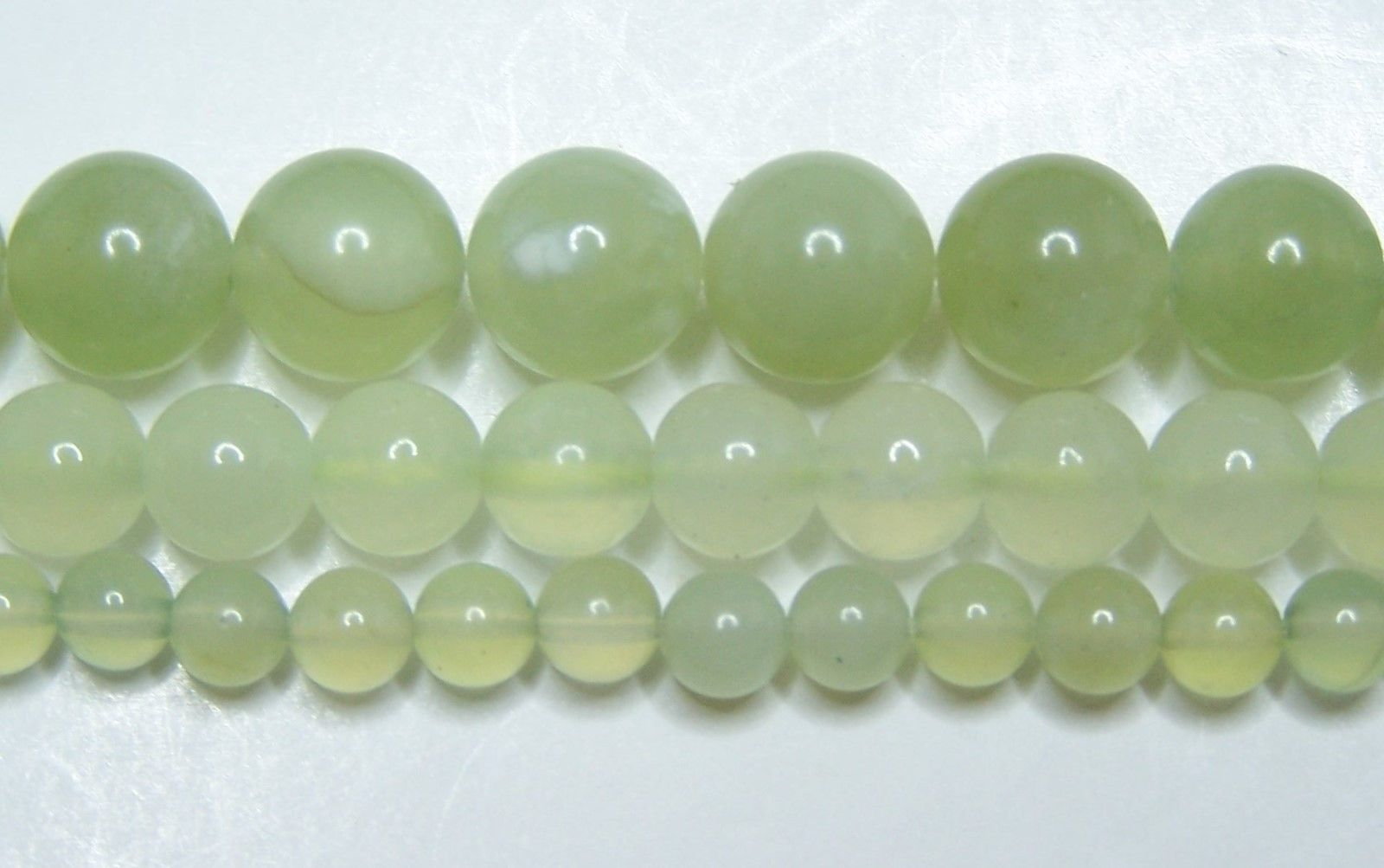 New Jade Beads 4mm-6mm-8mm-10mm-12mm. AAA High Quality – Arizona ...